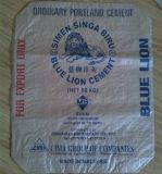 Sac industriel de achat d'emballage de charbon de bois d'utilisation de caractéristique recyclable