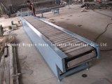材料を運ぶ建築材料、冶金学および鉱山のためのBlの重鎖のコンベヤー