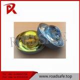 Goujons en verre r3fléchissants Tempered de route de plot réflectorisé de sûreté de route