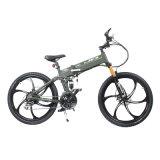 2016拡張した電気自転車(OKM-781)を折る版デザインを