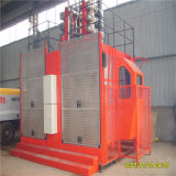 بناء مصعد ([سكد200/200] [مإكس كبستي] [2ت]) مع اثنان قفص