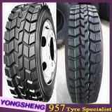 La fábrica hace precio del neumático del carro 12r22.5