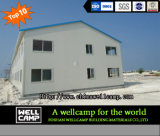 Bâtiment préfabriqué modulaire de Trois-Étage des Maldives