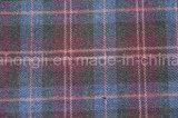 Tela teñida hilado de T/R, tela de la tela escocesa, 65%Polyester 32%Rayon 3%Spandex, 240GSM