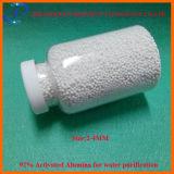2-4mm betätigte Tonerde, zum des Arsens zu entfernen