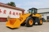 Luqing Zl30 3.0ton in de Lader die van het Wiel van China wordt gemaakt