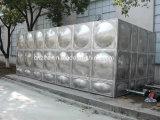 Ss 304 van de Rang van het voedsel de Behandeling van het Water van de Tank van de Opslag van het Water