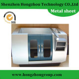 Grande Sheet Metal Box con Industrial Machine