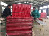 Покрынная порошком рамка ремонтины для работ поддерживать и украшения конструкции