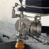 Cabeça de estaca pequena de 5 linhas centrais com tipo de Dwj para a máquina de estaca do jato de água