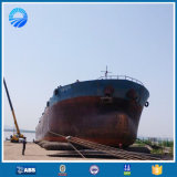 Alta calidad para el tubo de elevación pesado que dirige el saco hinchable marina