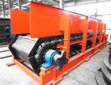 Câble d'alimentation de plaque à chaînes de cadre d'exploitation d'usine de la colle de gisement de gravier