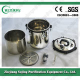 Esterilizador del vapor/autoclave de vapor portables de Perssure