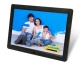 주문을 받아서 만들어진 12inch TFT LCD HD Digital Advertizing Picture Frame (HB-DPF1203)