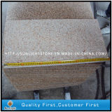 Kitchen와 Bathroom를 위한 Polished Yellow Granite G682 Flooring/Wall Tiles