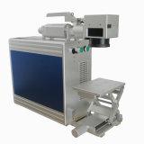 машина маркировки машины/металла маркировки лазера волокна 10W с максимальным источником лазера
