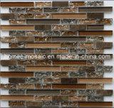 Tuile de mosaïque en verre Crackled de Mosaico PARA Piscinas