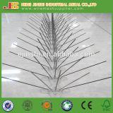 Acero inoxidable 304 antioxidantes con los puntos del Anti-Pájaro de la base plástica