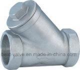 800psi CF8 Yのタイプステンレス鋼のこし器