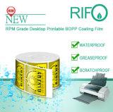 Rpm ранга синтетика BOPP быстро сухая для принтера Epson Desktop