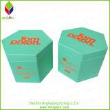 Artículos de regalo de lujo de papel de embalaje caja rígida