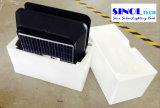 14inch 20Wの傾き太陽PVの統合された太陽屋根の換気の換気扇(SN2013008)