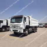 Sinotruk HOWO Papular 6X4 290HP 35tonのダンプカートラック