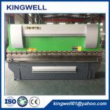 Kingwell 수압기 브레이크 기계 (WC67Y-125TX4000)