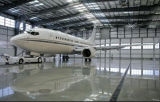 Centro prefabricado del hangar de la estructura de acero (KXD-SSB1299)