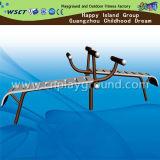 Machine à plateau abdominal incurvée Machine de conditionnement physique en plein air (HD-12606)