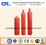 Nahtloses Steel Fire Fighting Compressed Gas Cylinder mit Different Capacities
