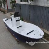 Barco da velocidade do barco de trabalho da fibra de vidro de Liya 5m 5.8m com motor