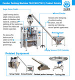 PLC Screenとの縦のType Powder Packing Machinery