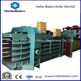 Hydraulische horizontale automatische Ballenpresse für Papier, Pappe, Plastik