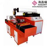 Machine de découpage de petite taille de laser de tube en métal (HL-LTC650)