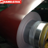 Precio de la bobina de acero galvanizada PPGI para China prepintada material