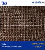 Голландская сплетенная ткань ячеистой сети Stainess сплетенная сталью