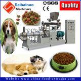 Пищевой брикет кошачьей еды/собаки делая машину