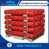 실제의 중국 공장에 의하여 공급되는 주황색 담