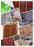 Qualitäts-Holzbearbeitung-hölzerner Tür-Stich, der CNC-Fräser schnitzt