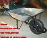 高品質(WB6400)の構築の一輪車