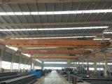 鉄骨構造の研修会によって使用される高品質の倍のガードの天井クレーン