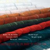 服のスカートのスカーフのためのヤーンによって染められる軽くて柔らかいポリエステルファブリック