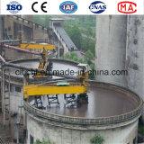 무기물 기계장치의 Tnz 시리즈 광석 탈수 농축기/집중 장치