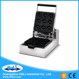 Générateur/machine/gril électriques commerciaux de gaufre de beignet