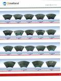 Todas las clases de placas del refinador del disco del doble de la celulosa para la máquina de papel que reduce a pulpa