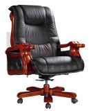 Cadeira de couro executiva inteira (EY-59C)
