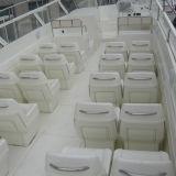 40seats Tour de fibra de vidrio barco de la velocidad en Venta