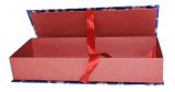 Boîte-cadeau de papier Livre-Shaped pour des produits cosmétiques