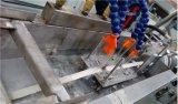 Het Verbinden van de Rand van pvc de Enige Lijn van de Machine van de Productie met Houten Korrel